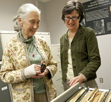 Jane Goodall Institute Research Center