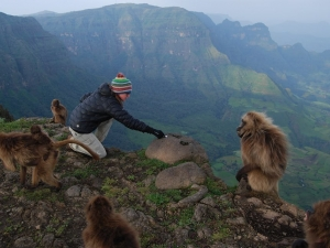 India Schneider-Crease (PhD candidate) – Simien Mountains National Park, Ethiopia